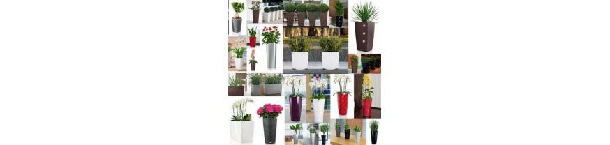 Кашпо, вазы, вазоны, подставки для цветов.