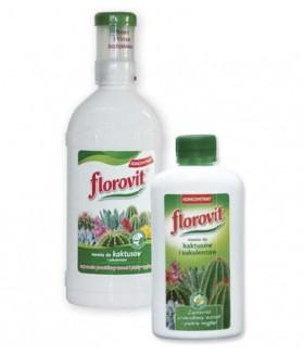FLOROVIT (ФЛОРОВИТ) Удобрение жидкое для кактусов и суккулентов 0,24л
