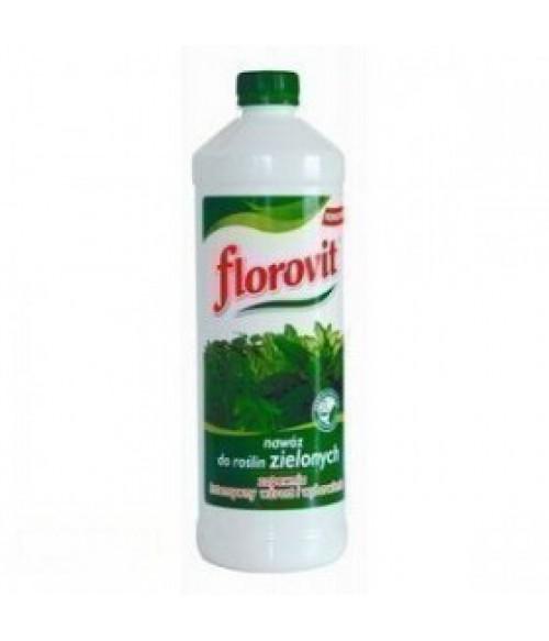 FLOROVIT (ФЛОРОВИТ) Флоровит Для лиственных растений 0,5 л.