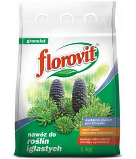 FLOROVIT (ФЛОРОВИТ) для хвойных растений, 1кг