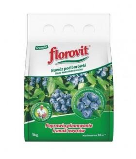FLOROVIT (ФЛОРОВИТ) для брусники и голубики, 1 кг.