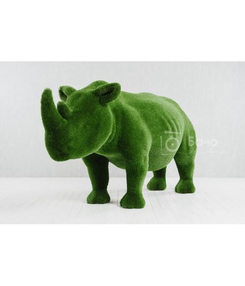 Носорог малый 1,1м *2,1м *0,8м