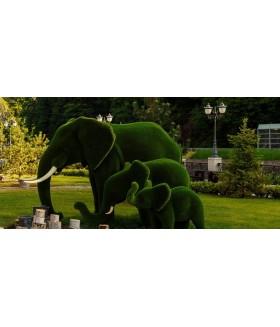 Слон 1,5м *2,6м *1,7м