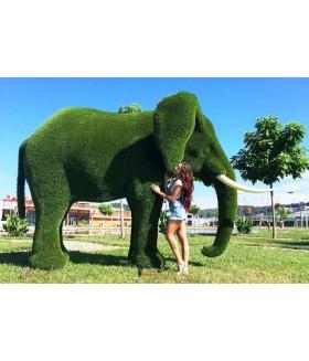 Слон большой 2,5м * 4,0м * 1,9м